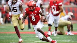 College Football: Hand Him The... Louisville's Lamar Jackson