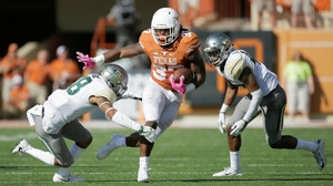 College Football: Hand Him The... Texas RB D'Onta Foreman