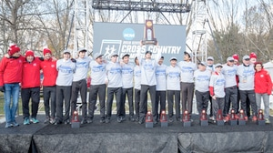 North Central wins the 2016 DIII Men's Cross Country Championship