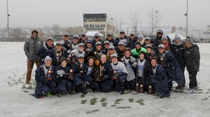 Messiah wins the 2016 DIII Field Hockey Championship