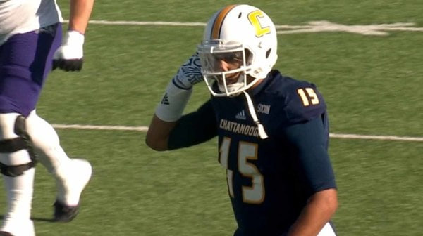 FCS Playoffs: Chattanooga cruises past Weber State
