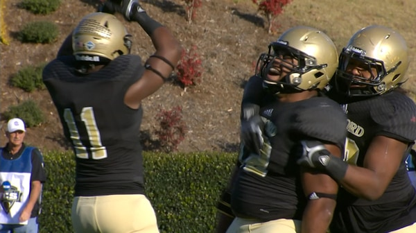FCS Playoffs: Wofford inches Charleston Southern