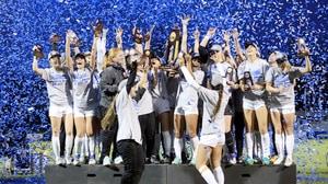 Western Washington wins the 2016 DII Women's Soccer Championship