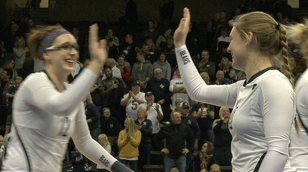2016 DII Women's Volleyball Championship: Semifinal Recap