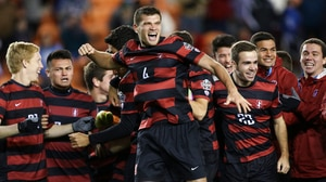 2016 DI Men's Soccer: Stanford narrowly defeats UNC