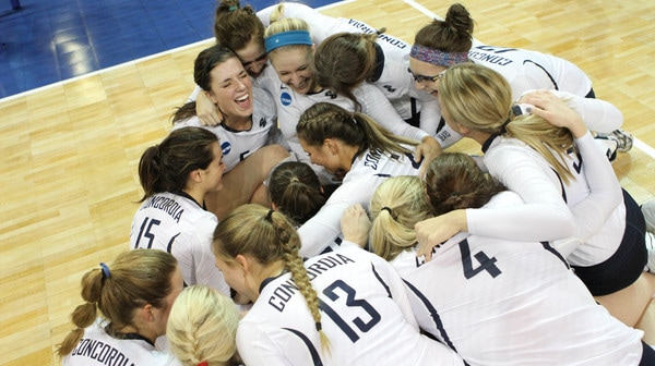 2016 DII Women's Volleyball: Championship Recap