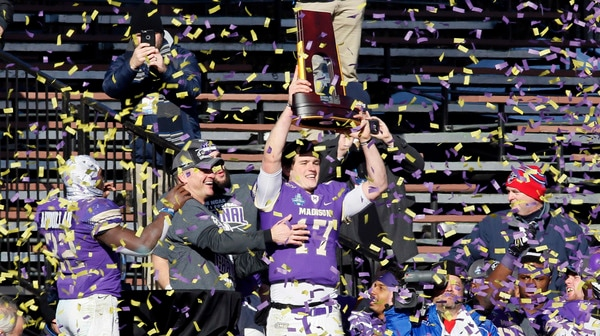 FCS Championship: James Madison beats Youngstown State
