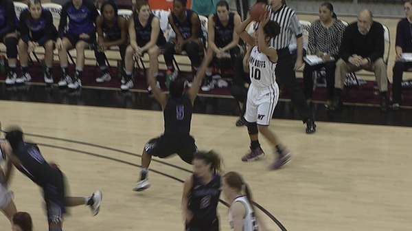 DII Basketball: West Texas A&M sweeps Tarleton State