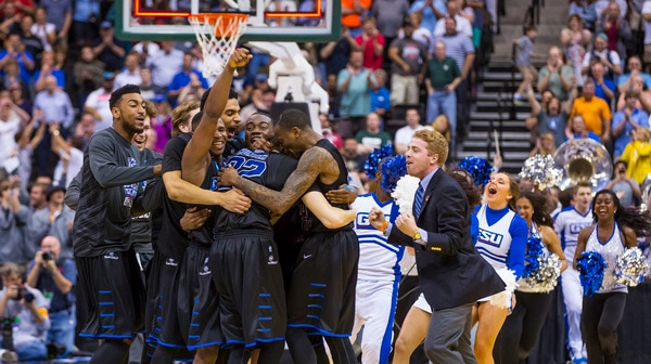 College Basketball: 14-3 Upsets | High Five