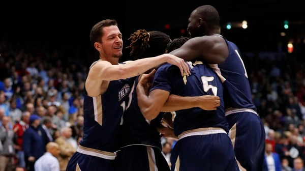 First Four: Mount Saint Mary's outlasts New Orleans