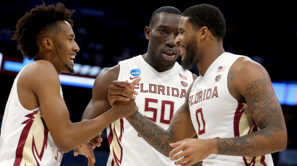First Round: FSU over FGCU