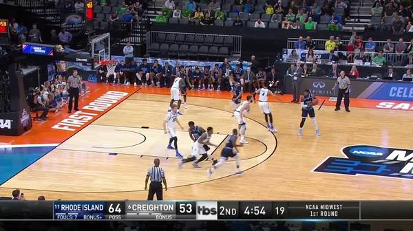 2-pointer by Hassan Martin