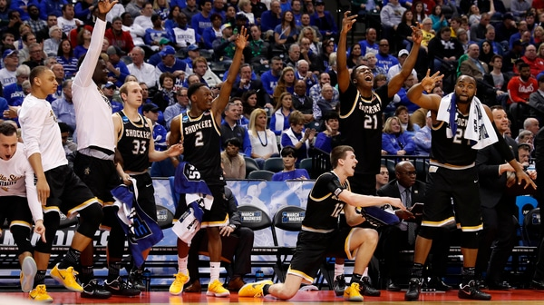 First Round: Shockers shock Flyers