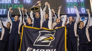 Emory wins the 2017 DIII Men's Championship