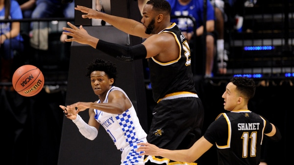 Second Round: Kentucky to Sweet 16