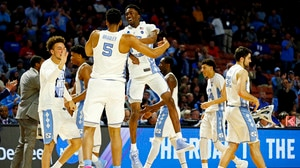 Second Round: North Carolina downs Arkansas