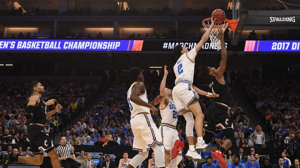 Second Round: UCLA rolls past Cincinnati