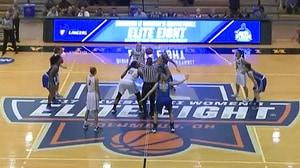 2017 Quarterfinal: West Florida vs. California Baptist Full Replay