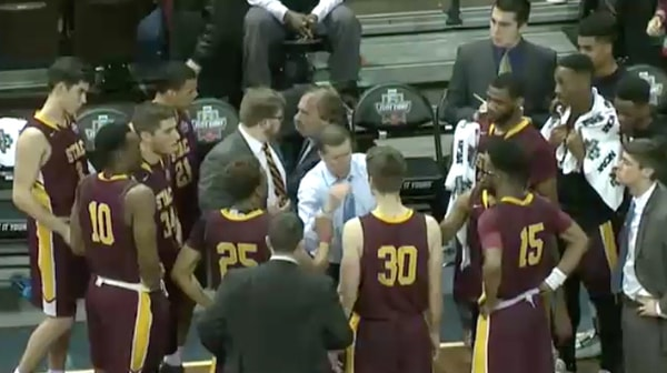 2017 DII Men's Basketball Quarterfinal: St. Thomas Aquinas vs. NW Missouri State Full Replay
