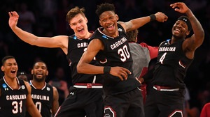 Sweet 16: South Carolina dominates Baylor