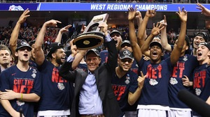 Elite Eight: Gonzaga shoots down Xavier
