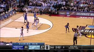 2-pointer by Joel Berry