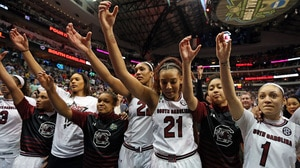Women's Basketball: South Carolina heads to the Championship