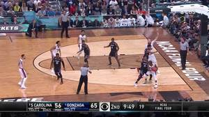 3-pointer by Sindarius Thornwell