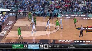 2-pointer by Dillon Brooks