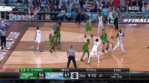 Assist by Theo Pinson