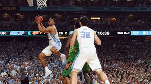 Championship Countdown: Roy Williams and Kennedy Meeks 1-on-1