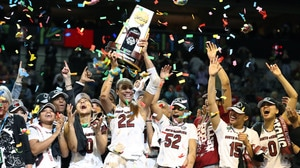 Women's Basketball: South Carolina captures 1st National Championship