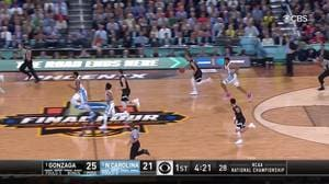 3-pointer by Josh Perkins