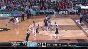 2-pointer by Zach Collins