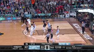 Block by Joel Berry