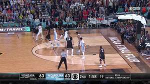 2-pointer by Nigel Williams-Goss