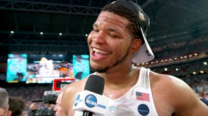 Championship Countdown: Dana Jacobson interviews Kennedy Meeks