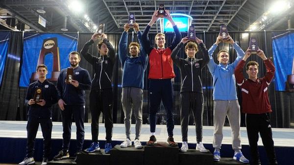 Men's 2017 Fencing Championships