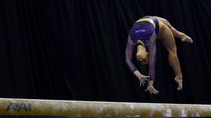 Women's Gymnastics: National Semifinals
