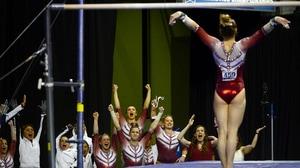 Women's Gymnastics | Oklahoma wins the National Championship