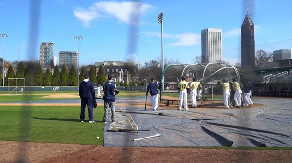 DI Baseball: Catchers turned coaches at Georgia Tech