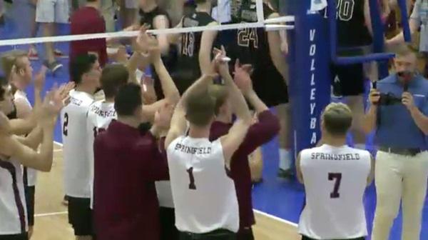 2017 Semifinal Full Replay: Springfield vs. Stevens Institute