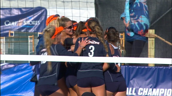 2017 Beach Volleyball Championship: Day One
