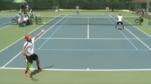 2017 DII Men's Tennis Championship Full Replay: Barry vs. West Florida