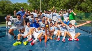 West Florida wins the 2017 DII Men's Tennis Championship