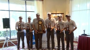 Wittenberg wins the 2017 DIII Men's Golf Championship