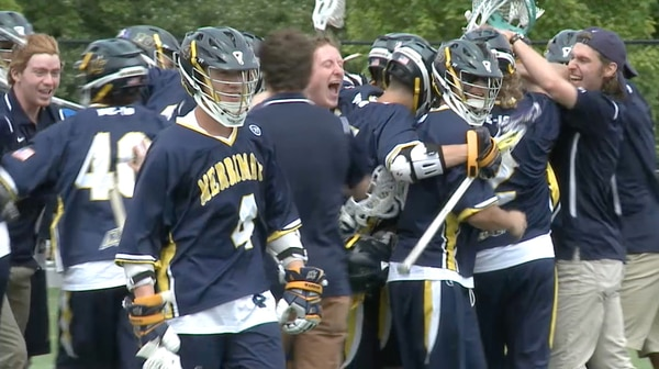 2017 DII Men's Lacrosse Championship | Semifinal Recap: Merrimack vs. Adelphi