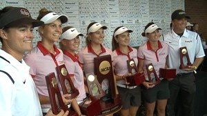 Barry University wins the 2017 DII Women's Golf Championship