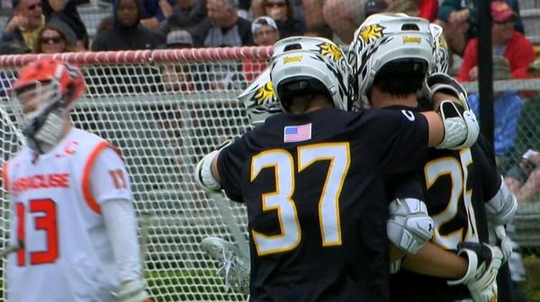 DI Men's Lacrosse: Towson upsets Syracuse