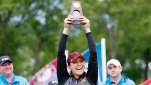 DI Women's Golf: Monica Vaughn wins the Individual Championship